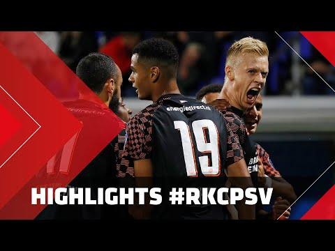 HIGHLIGHTS   RKC Waalwijk - PSV