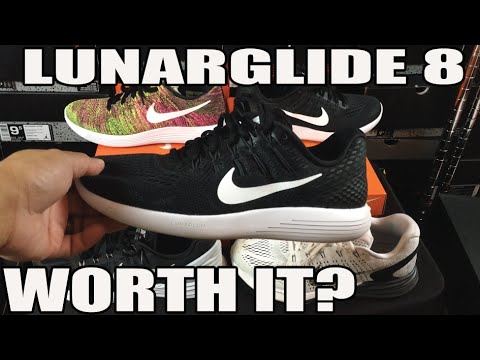 fcb47e2a5207f Is it Worth Buying  Nike Lunarglide 8 Review (Comparison   On Feet) -  Duration  7 12. Hes Kicks 28