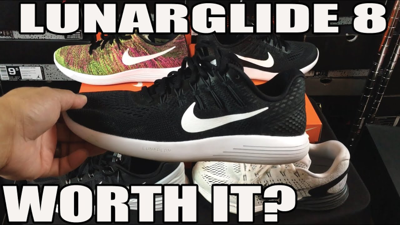 fd1ef5cd1b3bb Is it Worth Buying  Nike Lunarglide 8 Review (Comparison   On Feet ...