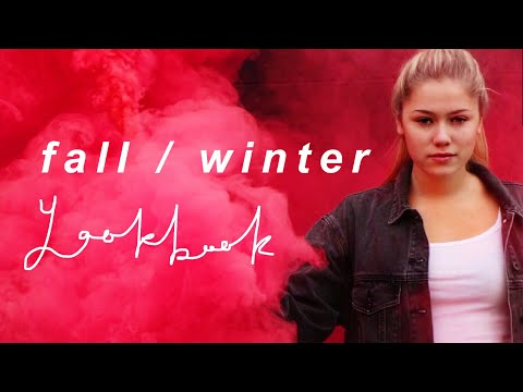Fall/ Winter Lookbook 2017- Margot Lee