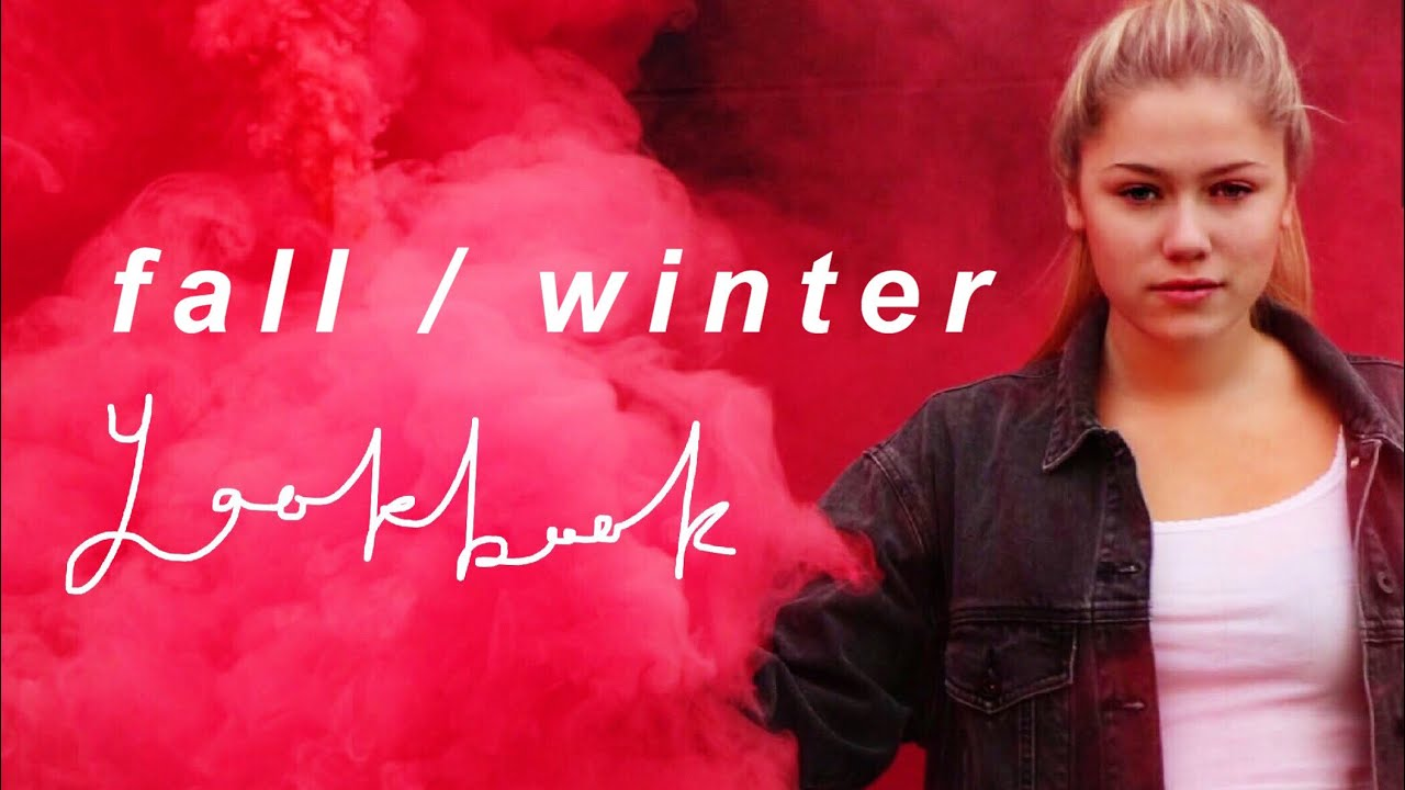 [VIDEO] - Fall/ Winter Lookbook 2017- Margot Lee 2