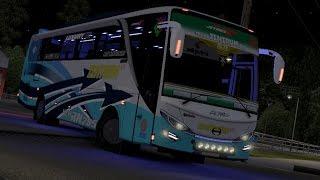 "Video ETS 2   Adiputro New Setra JB HD 2 + Trans Zentrum ""Vampir"" Hino RN 285 Start Terminal Poris download MP3, 3GP, MP4, WEBM, AVI, FLV Agustus 2018"