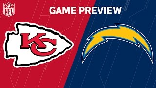 Chiefs vs. Chargers | Alex Smith vs. Philip Rivers | Move the Sticks | NFL Week 17 Previews