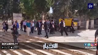 وزارة الأوقاف تستنكر قرارا للاحتلال - (3-9-2018)