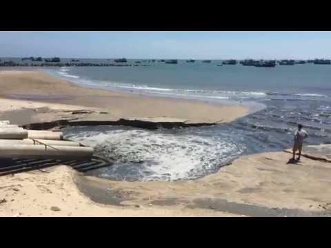 Vietnamese coal-fired power plant Vĩnh Tân 2 dumped toxic metals into ocean.