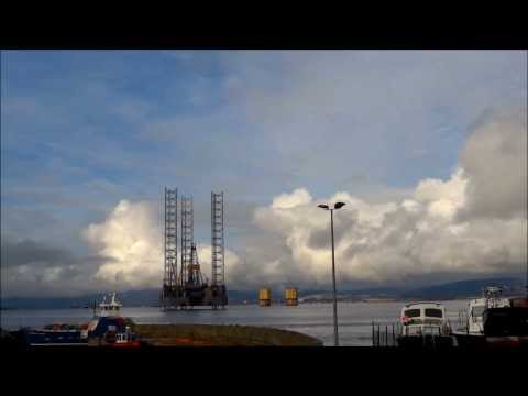CROMARTY FIRTH SCOTLAND
