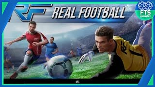 Real Football - Novo Jogo Da GAMELOFT Android GAMEPLAY + DOWNLOAD