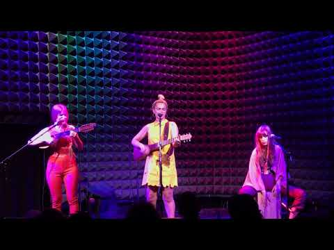 "Fémina - ""Mi Eje"" - New York City Joe's Pub 8/10/17"