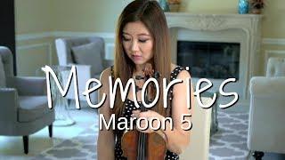 Memories – Maroon 5 - Violin Cover