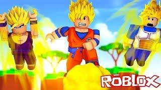 NOVO DRAGON BALL SUPER PARA ROBLOX ! - Dragon Ball in Roblox