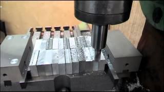 Уроки фрезерования, методы скоростного фрезерования