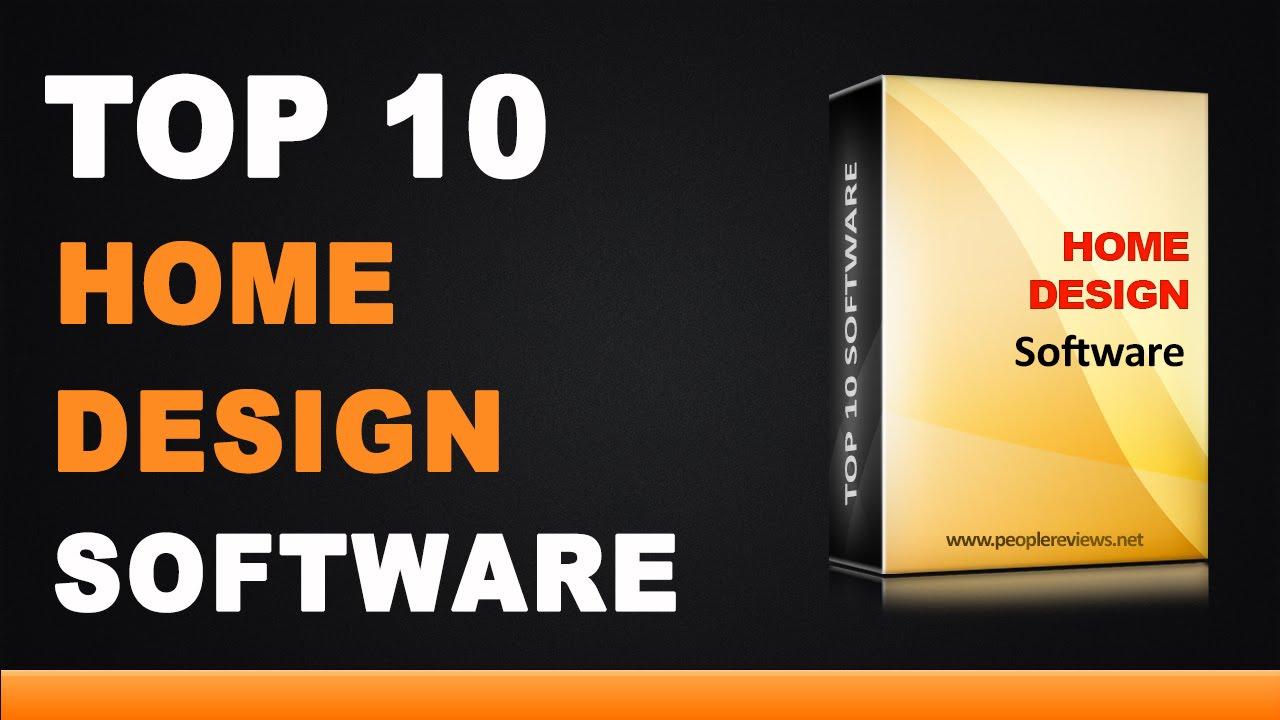 Best Home Design Software Top 10 List YouTube
