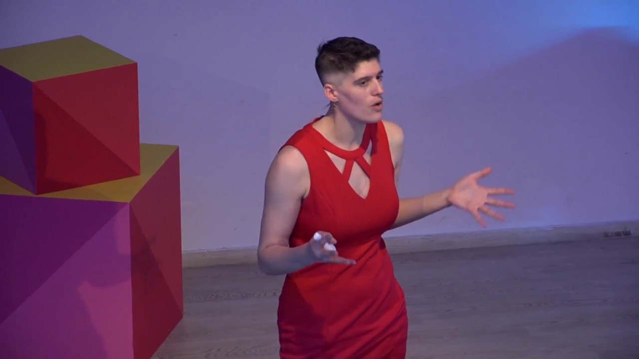 Gender Capitalism | Rain Dove | TEDxAUEB