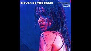 Camila Cabello - Never Be The Same (Studio*** Acapella)