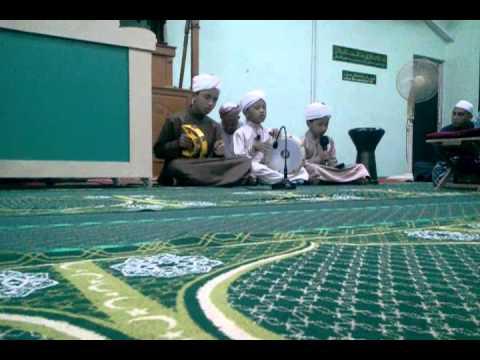 Qasidah Huffaz- Selawat Jalaliyyah...Nabiyyuna Rasulullah صلى الله عليه وسلم