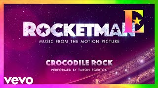 Cast Of Rocketman Crocodile Rock Visualiser.mp3