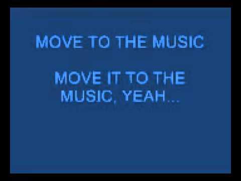 Old raw theme - move to the music lyrics