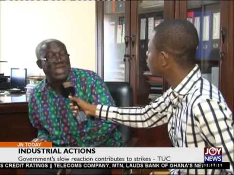 Joy News Today (7-8-15)