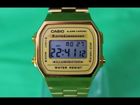 Обзор CASIO EDIFICE EQS-600BL-1A | Где купить со скидкой - YouTube