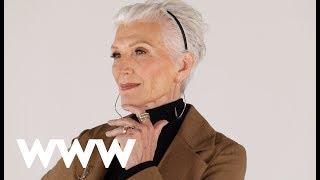 Covergirl Maye Musk on Posing Nude for Time Magazine | Fashion Firsts | Who What Wear