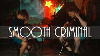 Michael Jackson - Smooth Criminal (Tchaikovsky trio cover on 2cellos)