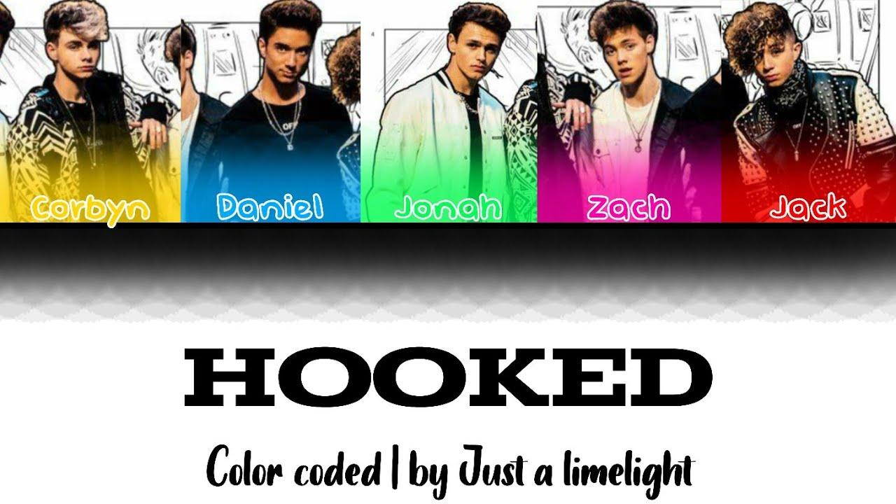 "Download [ENG/PT-BR] Why Don't We - ""Hooked"" [Color Coded Lyrics]"