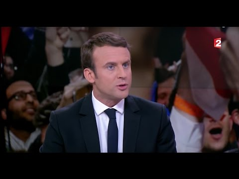 Interview du 20h de France 2 | Emmanuel Macron