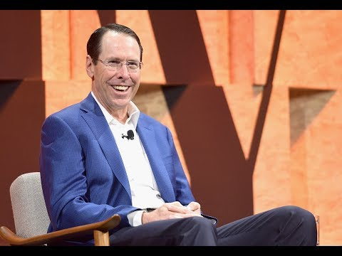 Full Interview: AT&T C.E.O. Randall Stephenson | DealBook 2017