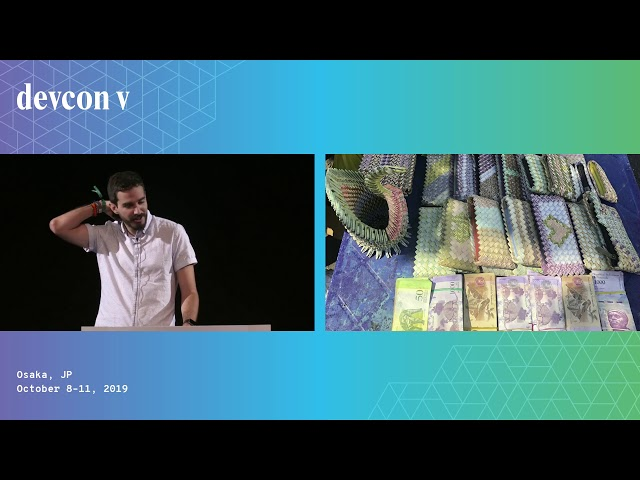 Money At The Edge: How People Stay Afloat in Venezuela by Alejandro Machado (Devcon5)