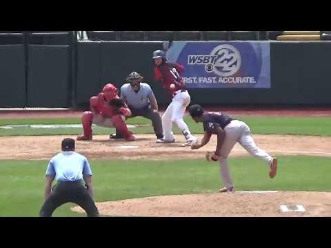 Sandy Alcantara- RHP Peoria Chiefs (St. Louis Cardinals)