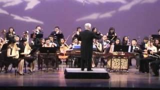 Banhu Concerto - Sailing Out to Sea; 出海 (板胡協奏曲)
