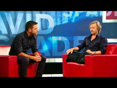 David Spade on George Stroumboulopoulos Tonight: Interview