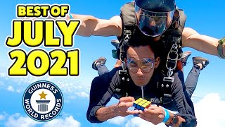 Best of July 2021 - Guinness World Records