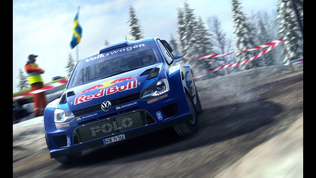 DiRT Rally Rally Sweden Volkswagen Polo R WRC YouTube - Rally sweden map 2016
