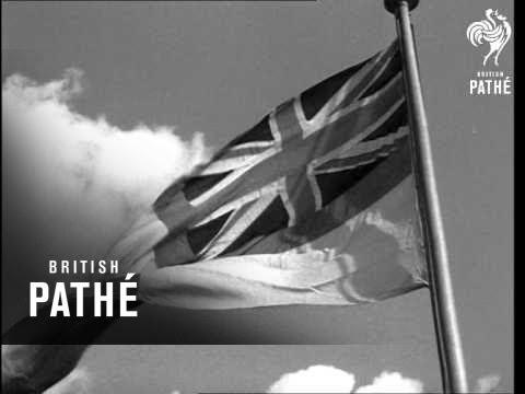Royal Navy Ensign (1950-1959)