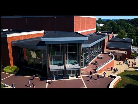 York College of Pennsylvania: Aerial Overview