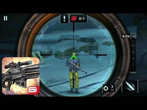 Sniper Fury: Best Shooter Game Gameplay Part 1 - First Person Shooter (Android/iOS)