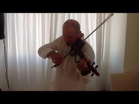 children fable di Robert Miles. mix di Felice D'Amico violinista intrattenitore