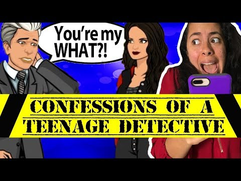*NEW SERIES* Flying Across The Country To Find My BIRTH FATHER?!- Confessions Of A Teenage Detective