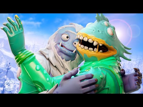 TROG FALLS IN LOVE?! *SEASON 7*- A Fortnite Short Film