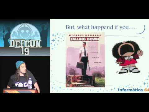 DEFCON 19 - Dust:Your Feed RSS Belongs To You!