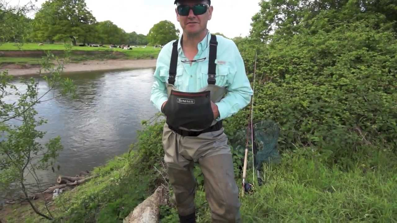 Buying waders online: a how to guide.