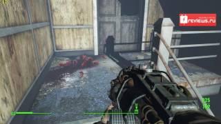 Fallout 4 на MSI Nightblade MI3