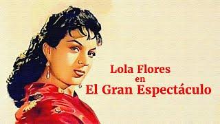 Lola flores la pelicula
