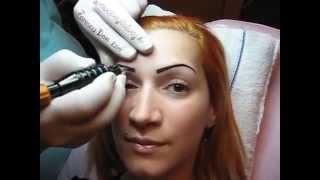 Tatuaj sprancene Zarescu Dan 0745001236 tatuaj semipermanent sprancene http://www.machiajtatuaj.ro