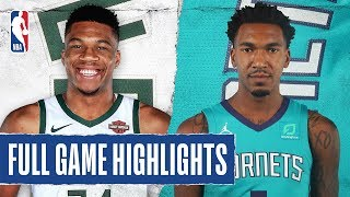 BUCKS at HORNETS | FULL GAME HIGHLIGHTS | January 24, 2020