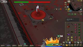 OSRS -  Solo Theatre of Blood in 20M gear