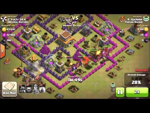 Clash of Clans | Forum Rising | Clan War Highlights | Episode 5