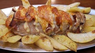 socne krmenadle pecene u rerni sa krompirom