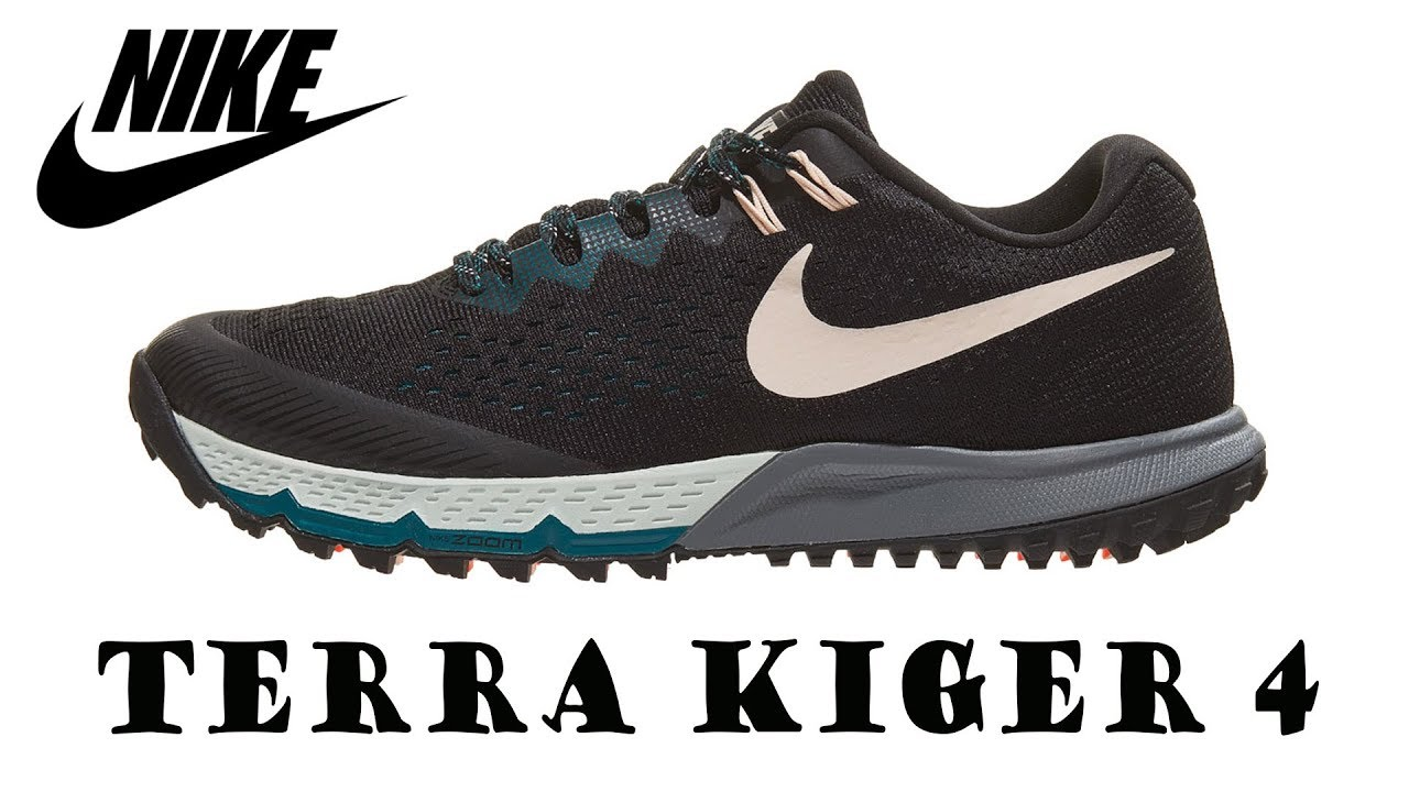 492d964fed8e Nike Air Zoom Terra Kiger 4 Review - YouTube